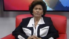 La defensora del Pueblo Dra. Zoila M