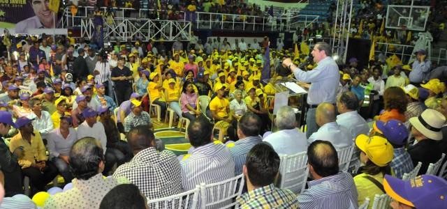 SANTO DOMINGO, República Dominicana, 26 de octubre.- El aspirante a […]