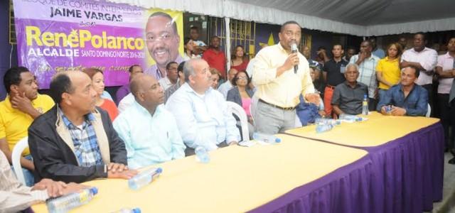 ORLANDO ARIAS Santo Domingo Norte.-El diputado y precandidato a la […]
