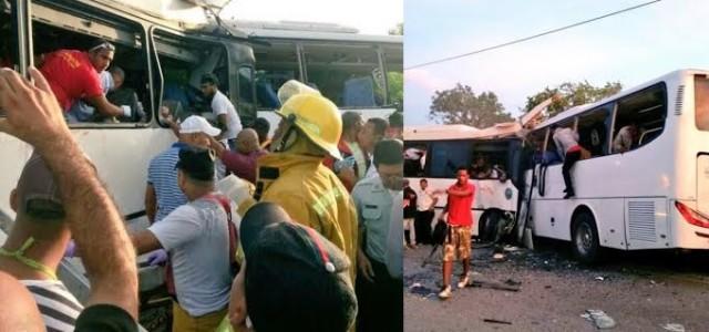 HIGUEY, República Dominicana.- Alrededor dediez personas murieron y otras 78 […]