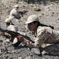 """ISIS le tiene terror a las Peshmergas: """"Si los mata […]"""