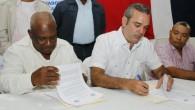 El dirigente político asumió el compromiso mediante la firma de […]