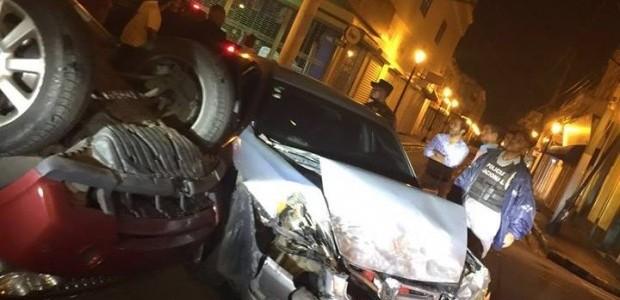 SANTIAGO.-Un accidente de tránsito entre una yipeta del merenguero Fernando […]