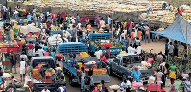 Tirolí-Haití,-Una turba de haitianos retuvo varios conductores, motocicletas y otros […]