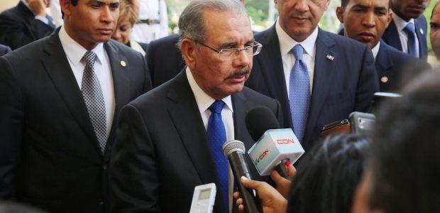 SANTO DOMINGO.- El presidente Danilo Medina negó haber recibido dinero […]