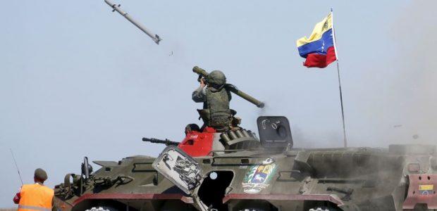 Venezuela posee 5.000 misiles rusos MANPADS tierra-aire, de acuerdo con […]