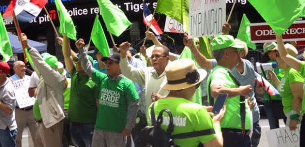NUEVA YORK.- Activistas del colectivo verde realizaron una manifestación frente […]