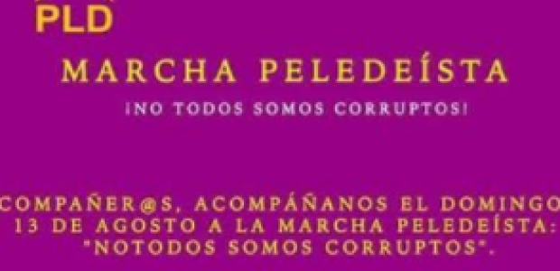 Un grupo de militantes del Partido de la Liberación Dominicana […]