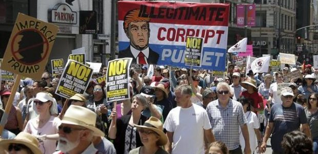 Los Ángeles, 2 jul.- Miles de personas participaron hoy en […]