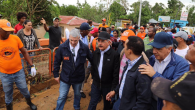 El presidente Danilo Medina supervisó esta mañana las zonas afectadas […]