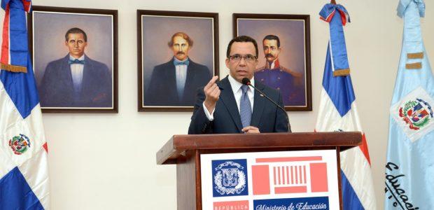 SANTO DOMINGO.– El ministro Andrés Navarro dispuso dentro de las […]