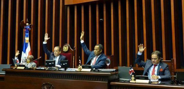 Santo Domingo.-Con el retiro de los senadores de la corriente […]
