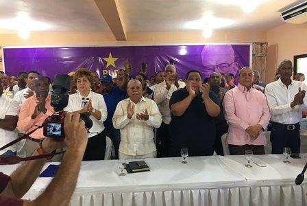 AZUA, República Dominicana.- Dirigentes del Partido de la Liberación Dominicana […]