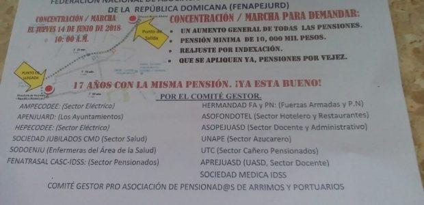 LA FEDERACIÓN NACIONAL DE ASOCIACIONES DE PENSIONAD@S Y JUBILAD@S DE […]