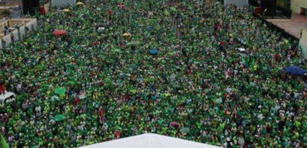 SANTO DOMINGO.-Miles de dominicanos participaron este domingo en la Marcha […]