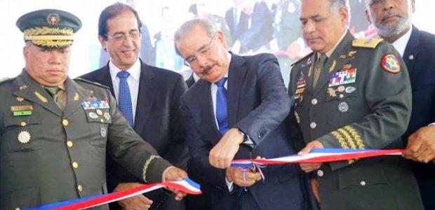 El presidente Danilo Medina entregó ayer las instalaciones de la […]