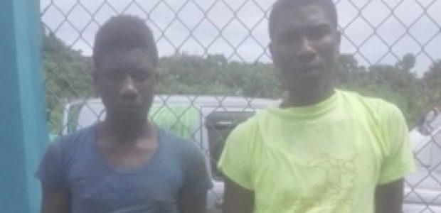 SANTO DOMINGO.- La Policía Nacional apresó a tres haitianos y […]
