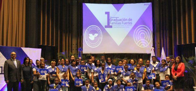 Magna Graduación del Programa Familias Fuertes alcanzando a 246 padres, […]