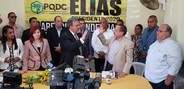 SANTO DOMINGO.-El Partido Quisqueyano Demócrata Cristiano juramentó este lunes al […]