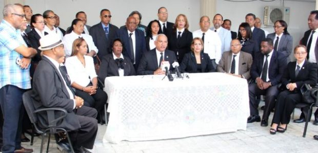 """El Colegio Dominicano de Notarios deploró """"las desafortunadas declaraciones"""" del […]"""