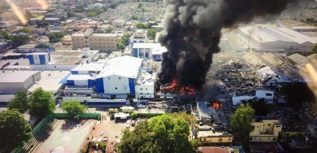 SANTO DOMINGO.- Al menos dos personas murieron por una explosión […]