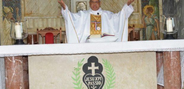 Fue celebrada una misa de acción de gracias este lunes […]