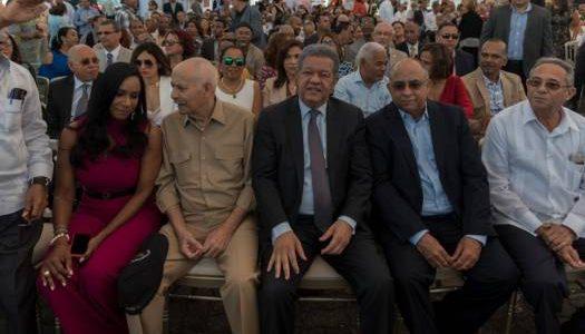 Con la presencia del expresidente Leonel Fernández y el exvicepresidente […]