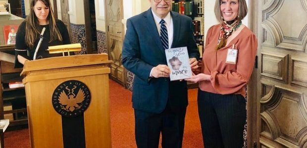 """WASHINGTON, D.C.- José Tomás Pérez publica su primera novela """"La […]"""