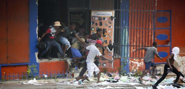 HAITÍ.- Todos los prisioneros de la prisión civil de la […]