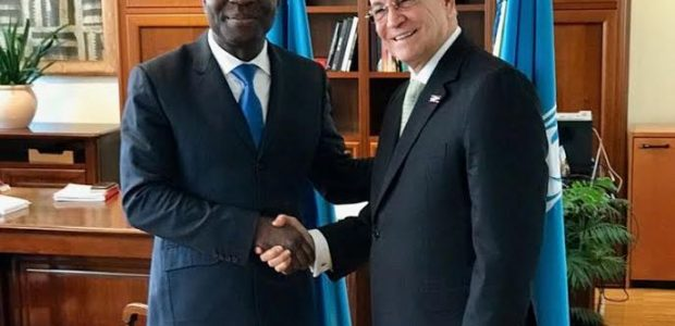 Santo Domingo, R.D.,- El director general de Cooperación Multilateral (DIGECOOM), […]