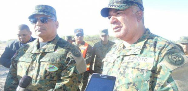 Altos mandos militares se trasladaron a la frontera donde se […]