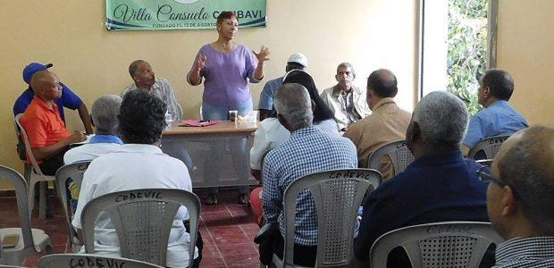 ORLANDO ARIAS Organizaciones de Villa Consuelo, encabezada por el Consejo […]