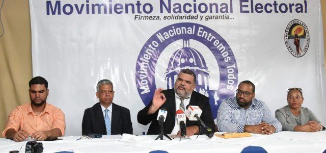 """Santo Domingo.- El movimiento Nacional Electoral """"Entremos Todos"""" (MONETO) aseguró […]"""