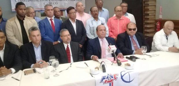 República Dominicana.-La Federación Dominicana de Comerciantes llamó a sus afiliados […]