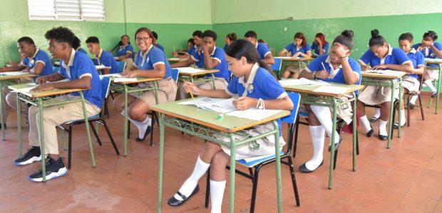 SANTO DOMINGO. – El Ministerio de Educación finalizó hoy con […]