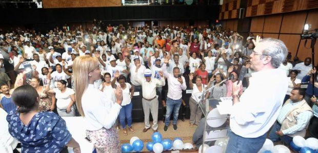 SANTO DOMINGO.- El precandidato presidencial, Luis Abinader, aseguró que las […]