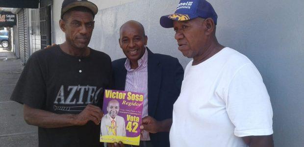 Víctor Sosa candidato a regidor por la circunscripción No.3. en […]