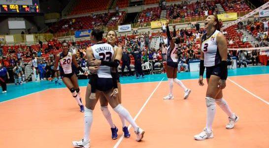 Spread the love La República Dominicana se coronó campeón delTorneo Contienental NORCECA de Voleibol Femeninoal vencer en cinco parciales a Estados Unidos (25-19, 25-25-23, 15-25, 20-25 y 15-9), evento organizado […]