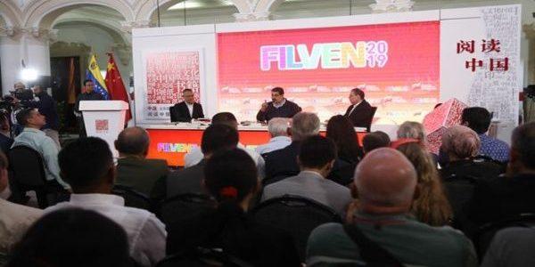 CARACAS.- El presidente de Venezuela,Nicolás Maduro, expresó una vez más […]