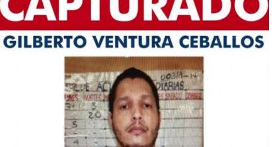 Las autoridades de Panamá capturaron al prófugo dominicano Gilberto Ventura […]