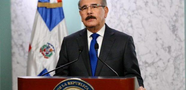El presidente Danilo Medina imploró hoy al pueblo dominicano para […]