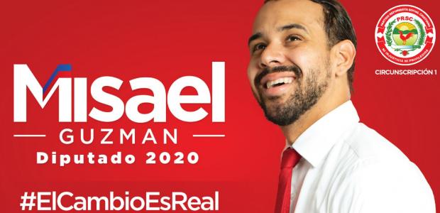 Santo Domingo. Misael Guzman, candidato a diputado en la circunscripcion […]