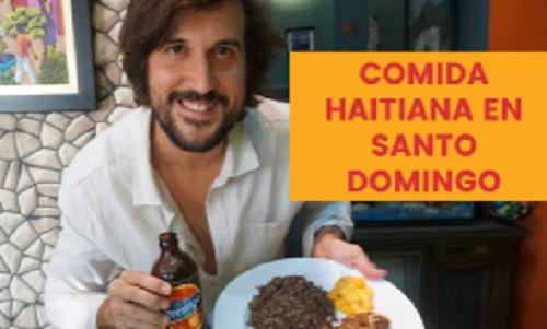 Spread the love El Youtuber dominicano resalta la cultura haitiana en la Republica Dominicana, en esta ocasión principalmente la gastronomía. El Restaurante Maison kreyole localizado en la Zona Colonial de […]