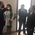 Surun Hernández, presidente del CARD, juramento a ilustres abogados de la Rep. Dominicana en la casa nacional de dicha institución, entre ellos estuvo María Mercedes, presidente de los Derechos Humanos, […]