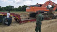 Por Lic. Felix Matos Miembros del Servicio Nacional de Protección Ambiental, SENPA, en conjunto con personal del ministerio de Medio Ambiente, incautaron una retroexcavadora, mientras operaba extrayendo materiales de la […]