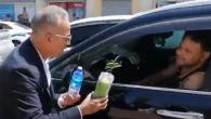 Ignacio Joga presidente del Partido de la Alianza Nacional realizo este viernes 24 de abril una activad que consistió en la entrega de agua y plantas para sembrar a todos […]