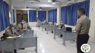 Por Alejandro Quezada (La Conciencia) Santo Domingo. –Miembros del Cuerpo Especializado de Seguridad Portuaria (CESEP), iniciaron este lunes un taller de gestión y liderazgo, dirigido en especial a los miembros […]