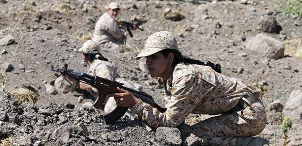 ISIS le tiene terror a las Peshmergas: «Si los mata […]