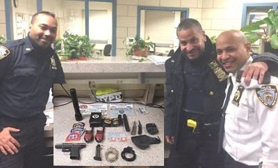 NUEVA YORK.-Tres policías dominicanos de apellidos Valerio, Rodríguez y Cruz, […]
