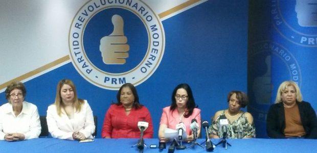 SANTO DOMINGO.- El Partido Revolucionario Moderno (PRM) dijo que constituye […]